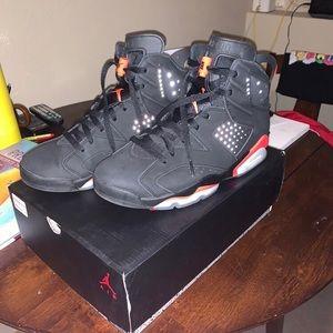 "Jordan ""Infrared"" 6s"